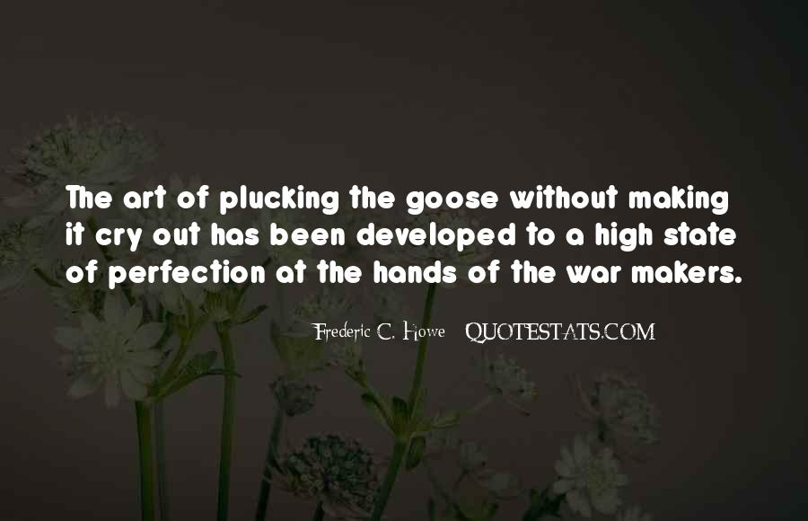 Sayings About A Goose #789694