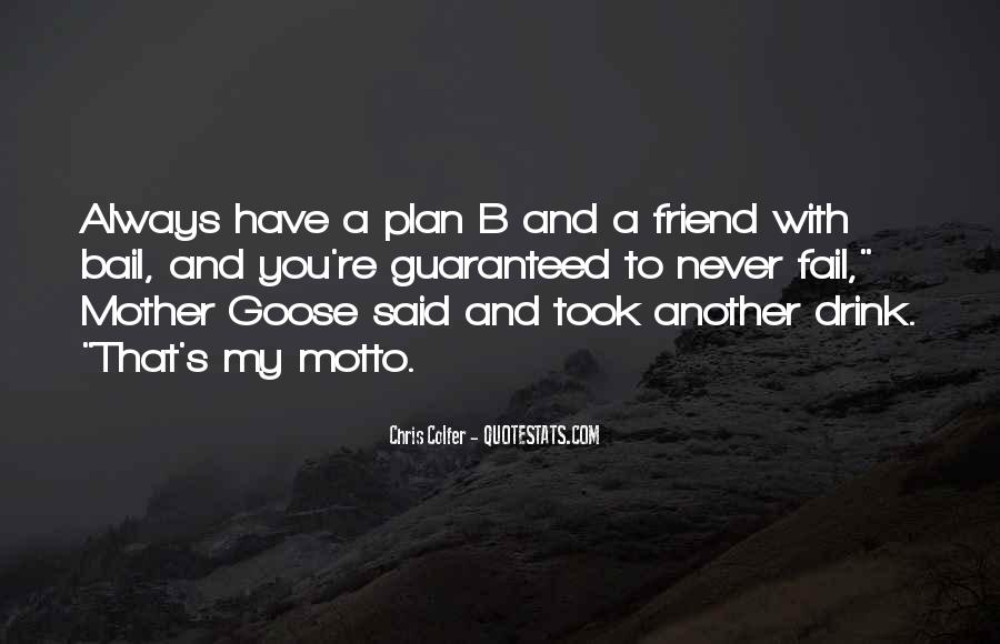 Sayings About A Goose #809820
