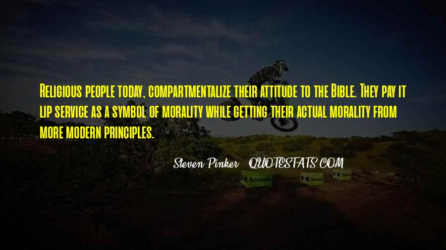 Sayings About Attitude In Bible #490737