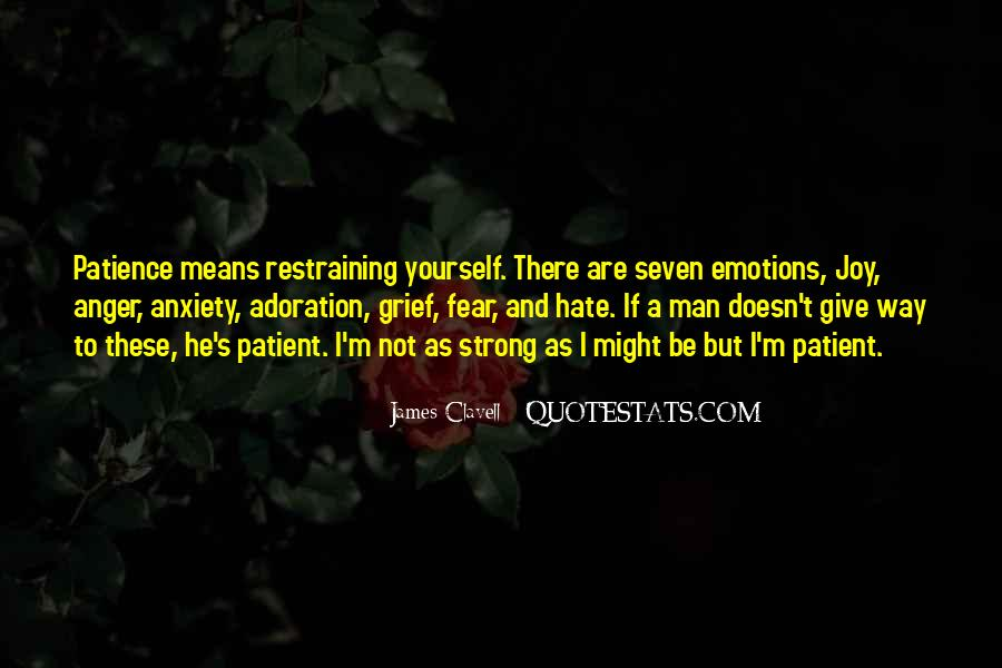 Sayings About Anger And Hate #1245048