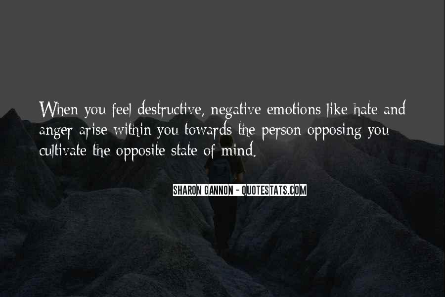 Sayings About Anger And Hate #335139