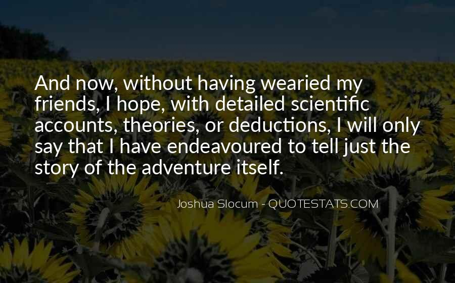 Sayings About Adventure With Friends #571614