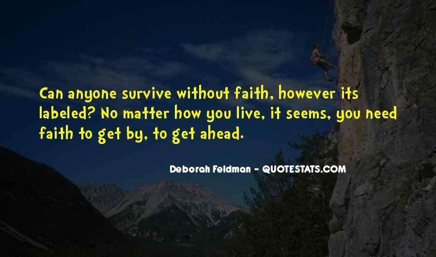 Sayings About Getting Ahead #1093383