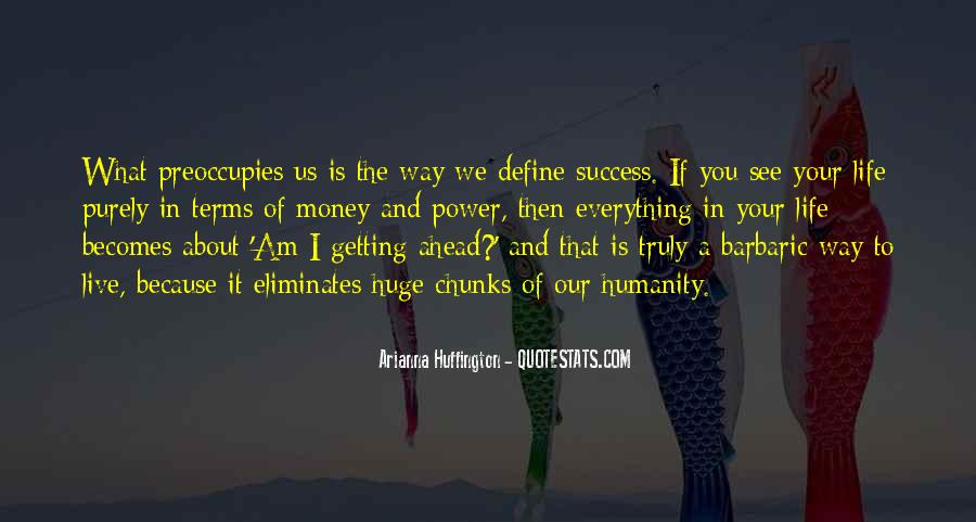 Sayings About Getting Ahead #477973