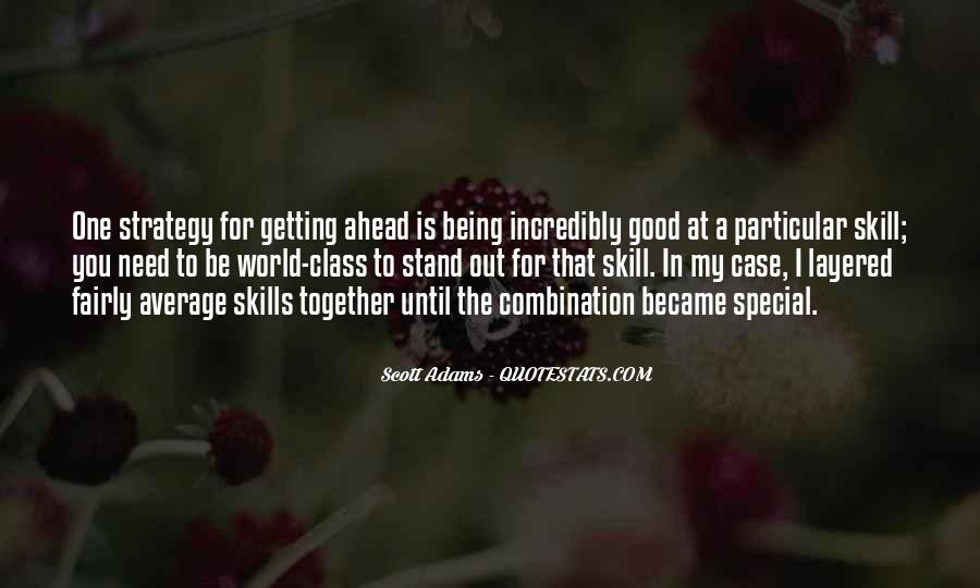 Sayings About Getting Ahead #748040