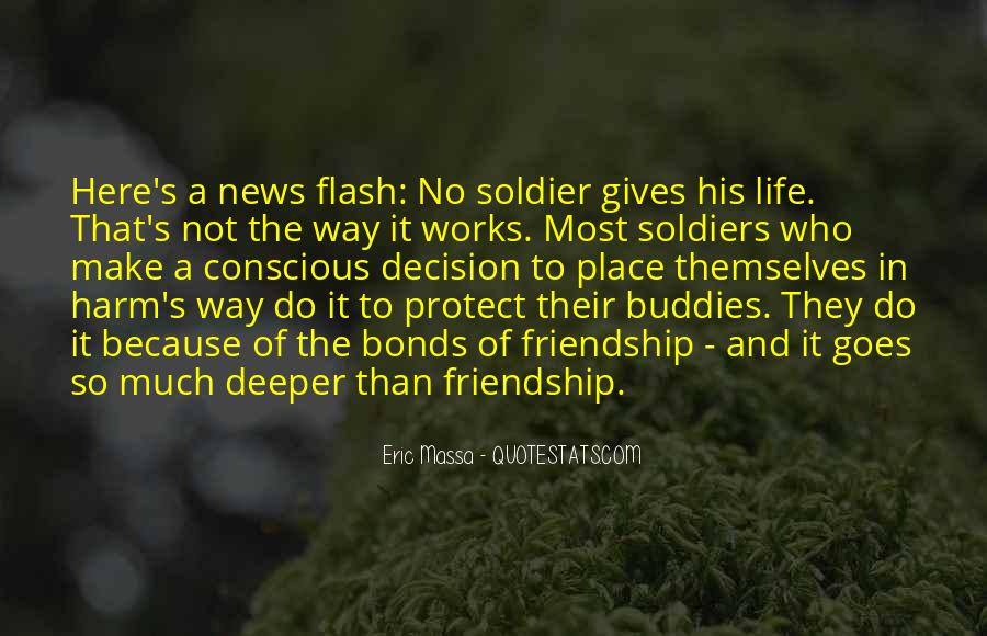Sayings About Friendship Bonds #858562