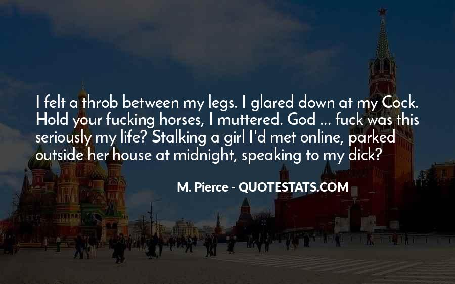 Sayings About Horses And A Girl #1355235