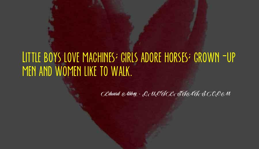 Sayings About Horses And A Girl #926124