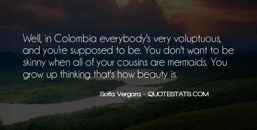 Sayings About Your Cousin #1517882