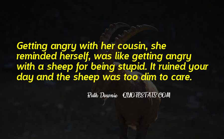 Sayings About Your Cousin #230309