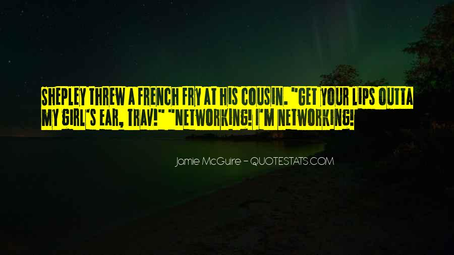 Sayings About Your Cousin #317091