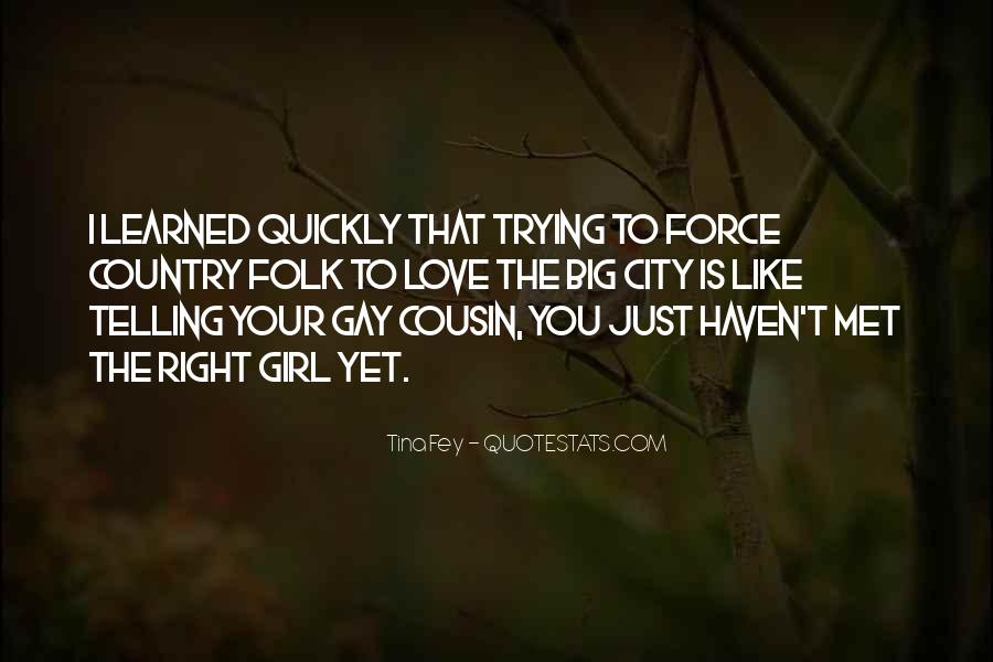 Sayings About Your Cousin #475056