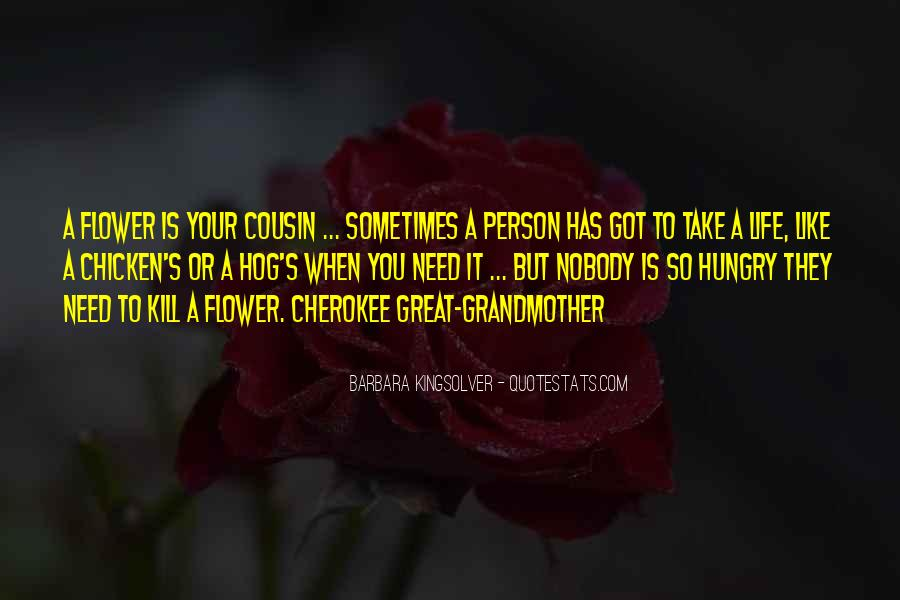 Sayings About Your Cousin #516629