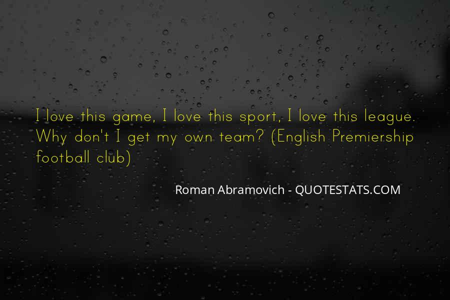 Sayings About English Club #1764935