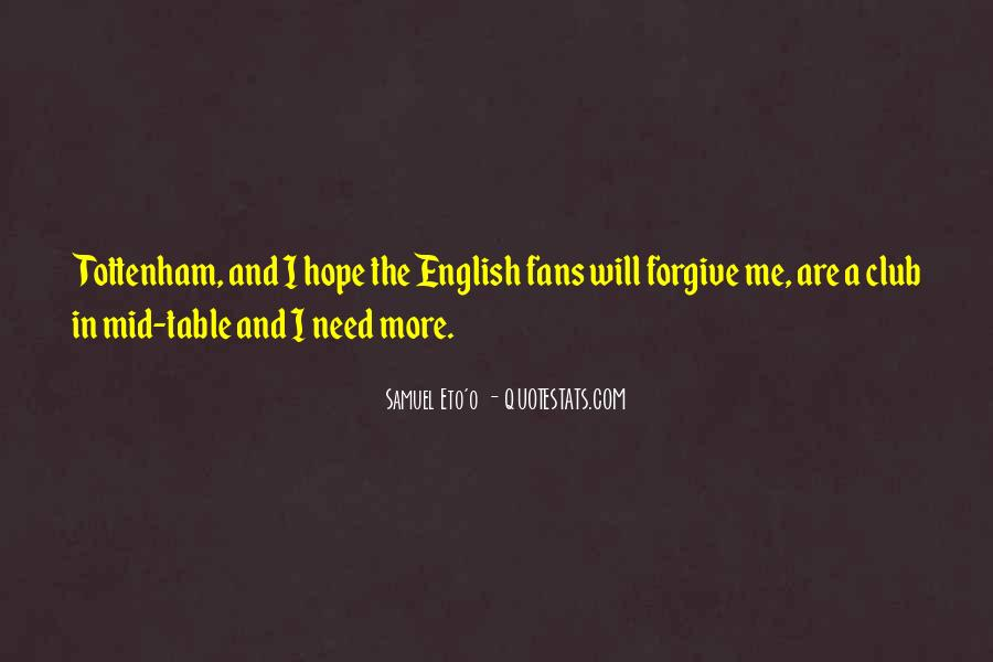 Sayings About English Club #271045