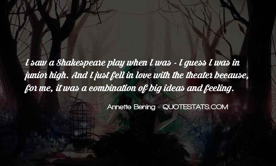 Sayings About Love Shakespeare #110506