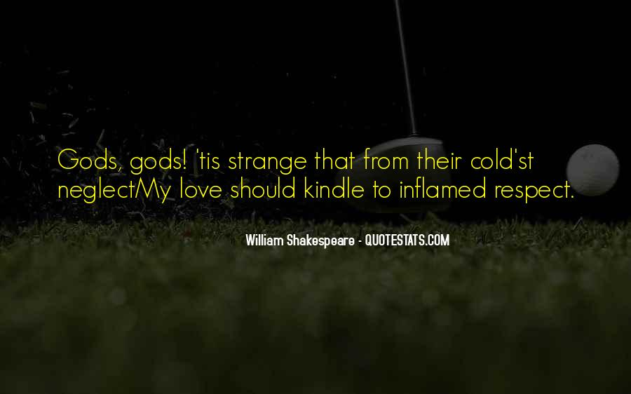 Sayings About Love Shakespeare #130179