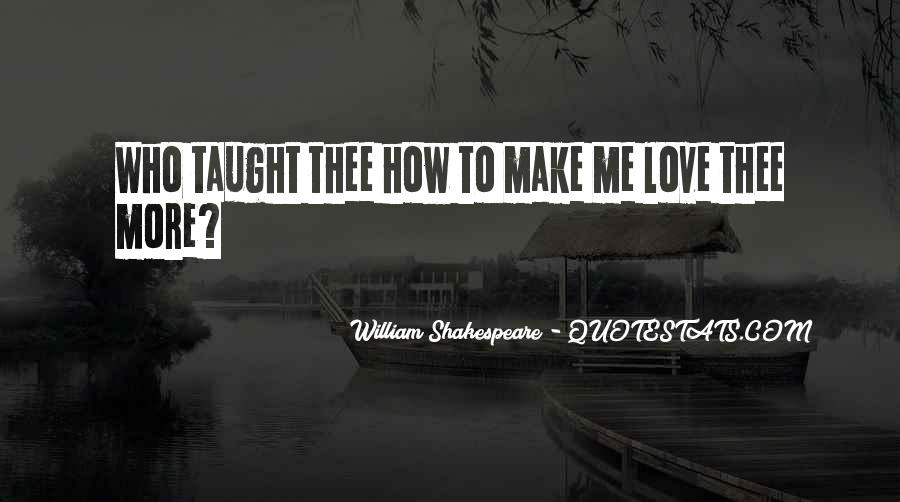 Sayings About Love Shakespeare #188176