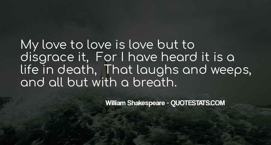 Sayings About Love Shakespeare #190724