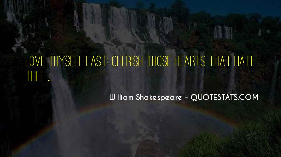 Sayings About Love Shakespeare #237339