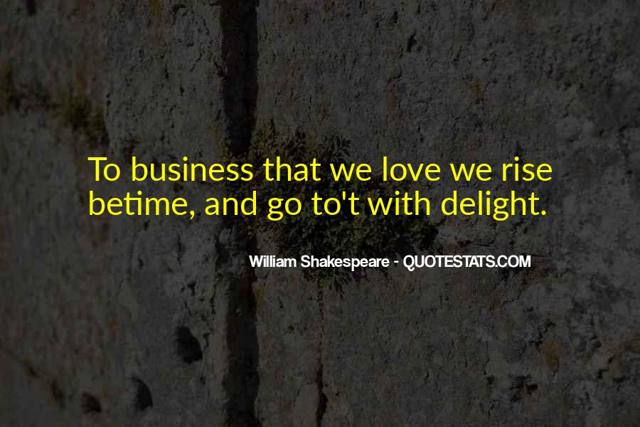 Sayings About Love Shakespeare #243505