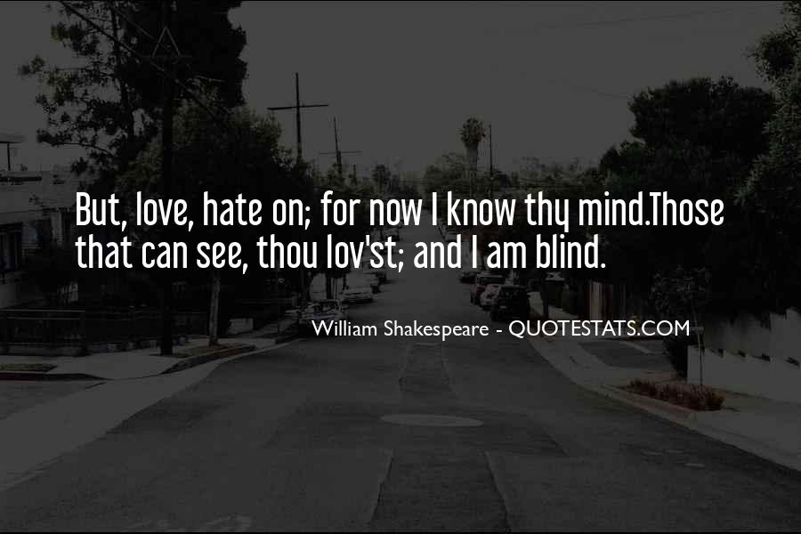 Sayings About Love Shakespeare #43574