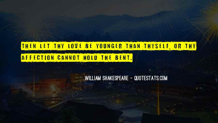 Sayings About Love Shakespeare #67297