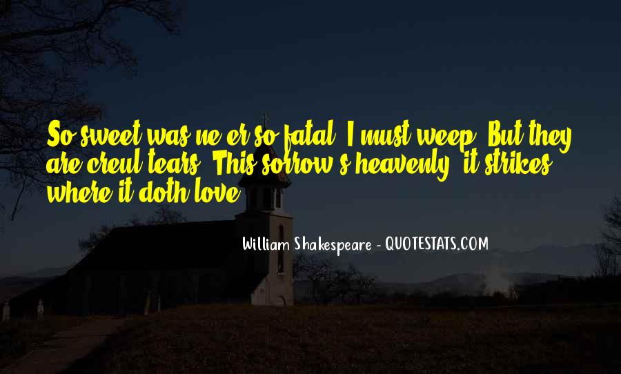 Sayings About Love Shakespeare #86169
