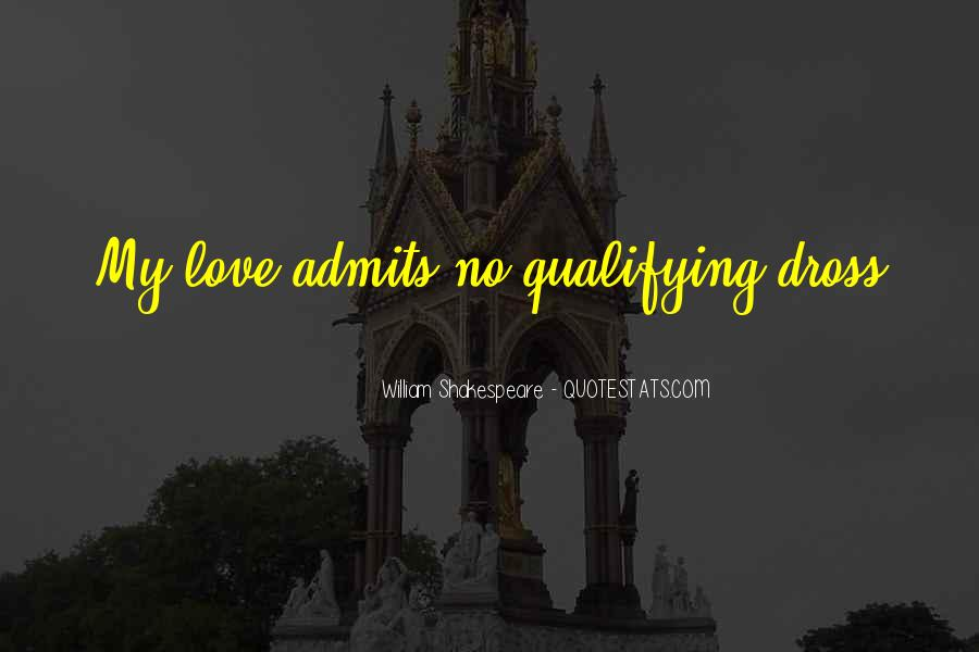 Sayings About Love Shakespeare #90023
