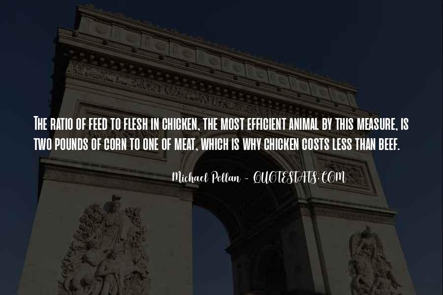 Sayings About Chicken Feed #1390273