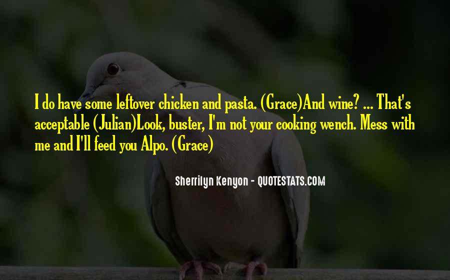 Sayings About Chicken Feed #1616622