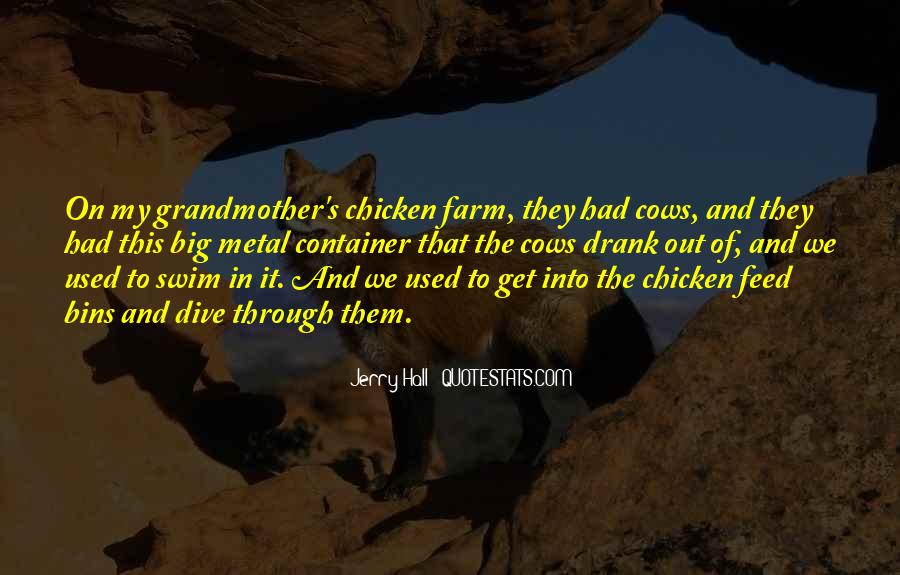 Sayings About Chicken Feed #526382