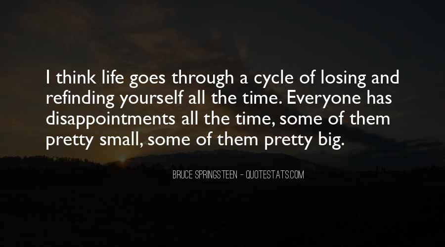 Sayings About The Cycle Of Life #122013