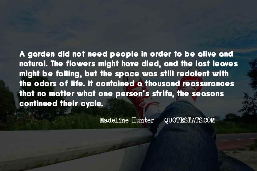 Sayings About The Cycle Of Life #706083