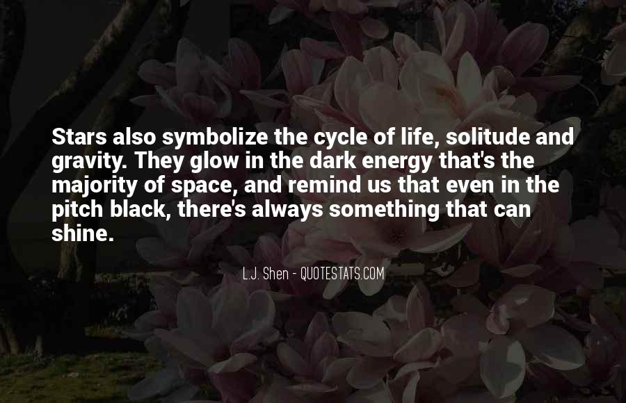 Sayings About The Cycle Of Life #785129