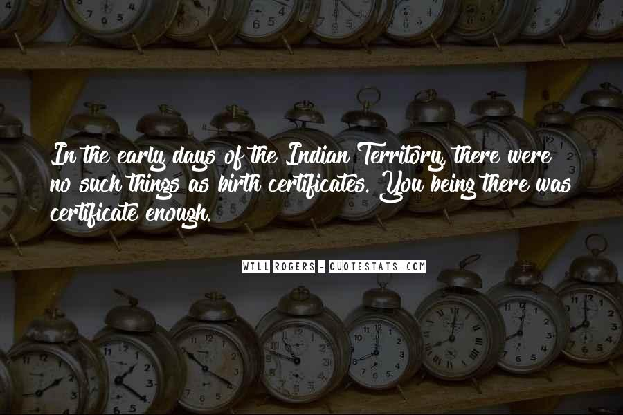 Sayings About Days Of Birth #776476