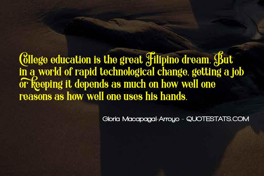 Sayings About Education In Filipino