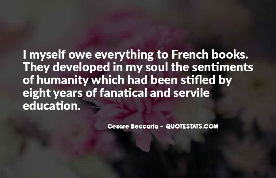 Sayings About Education In French #1321821