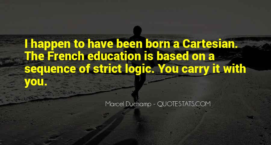 Sayings About Education In French #428262
