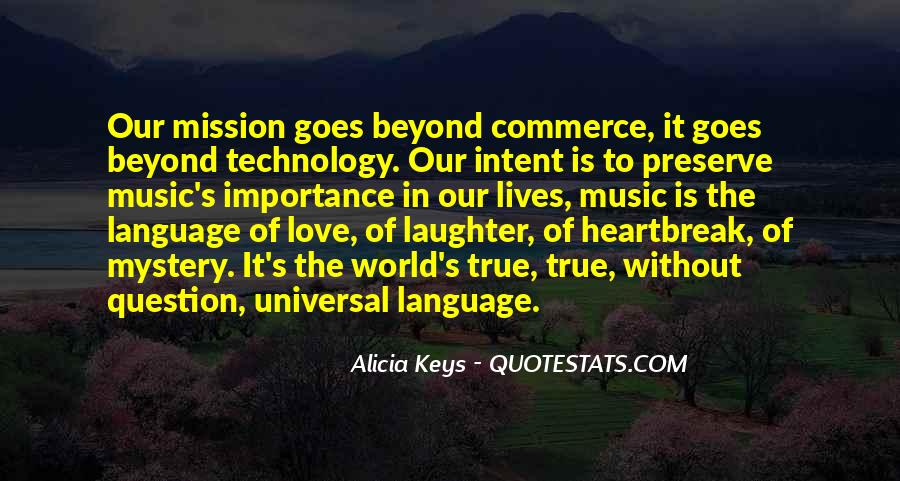 Sayings About Importance Of Language #1541976