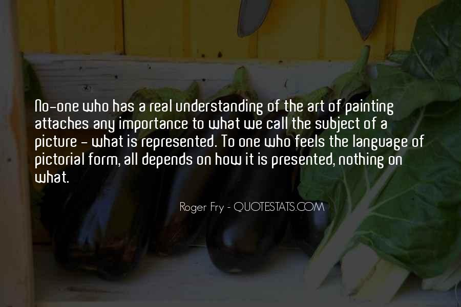 Sayings About Importance Of Language #757747