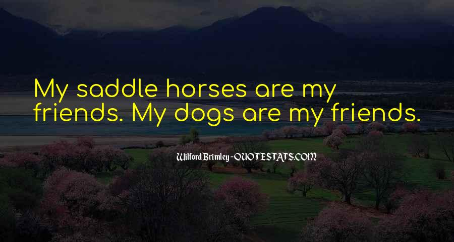 Sayings About Dogs Best Friends #1252533