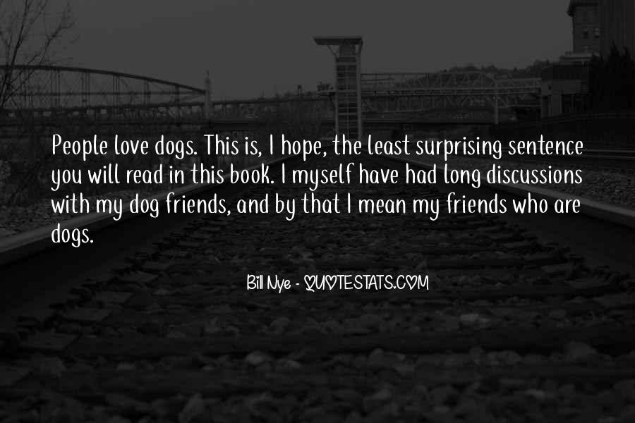 Sayings About Dogs Best Friends #728226