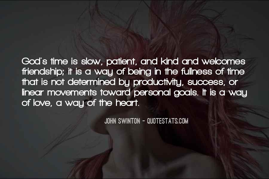 Sayings About Being Patient In Love #1352565