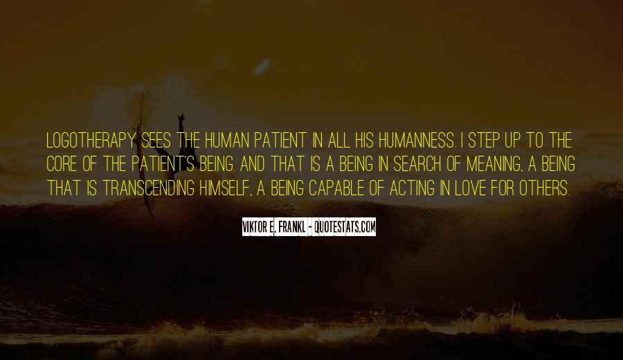 Sayings About Being Patient In Love #806716