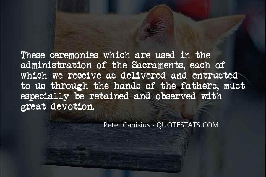 Sayings About A Fathers Hands #74354