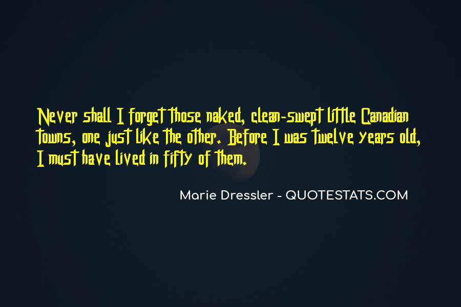 Sayings About Fifty Years Old #349424
