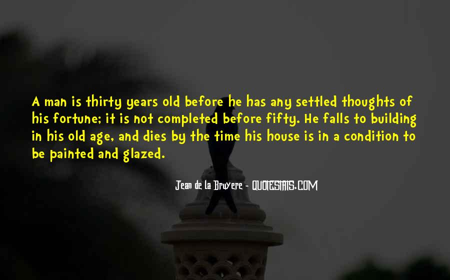 Sayings About Fifty Years Old #821384