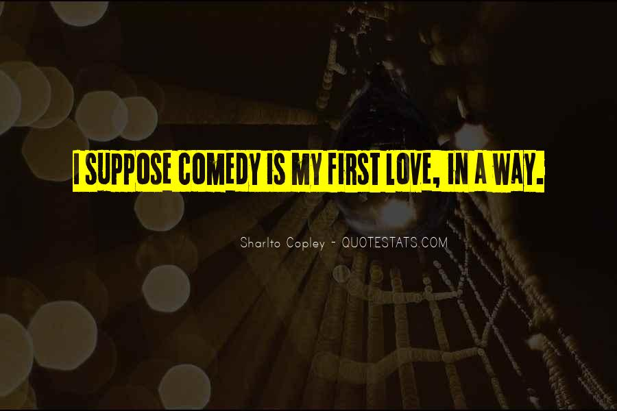Sayings About My First Love #114737