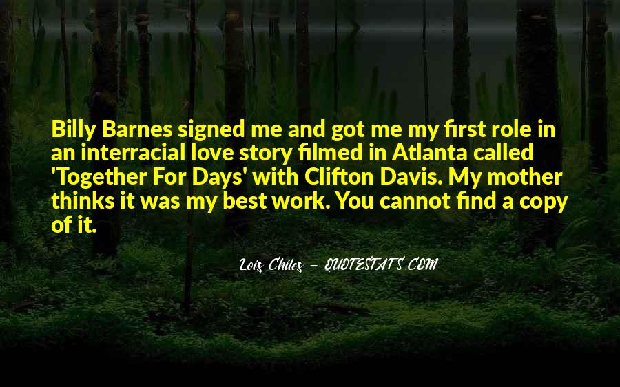 Sayings About My First Love #145121